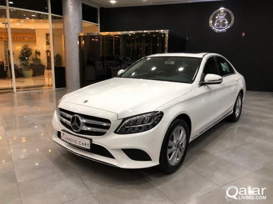 Mercedes C 180 2019