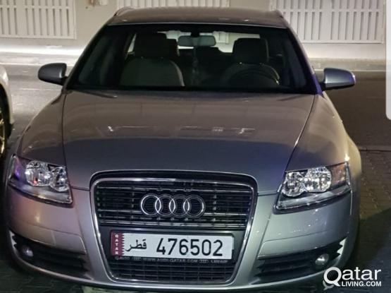 Audi A6 2.8 T 2009