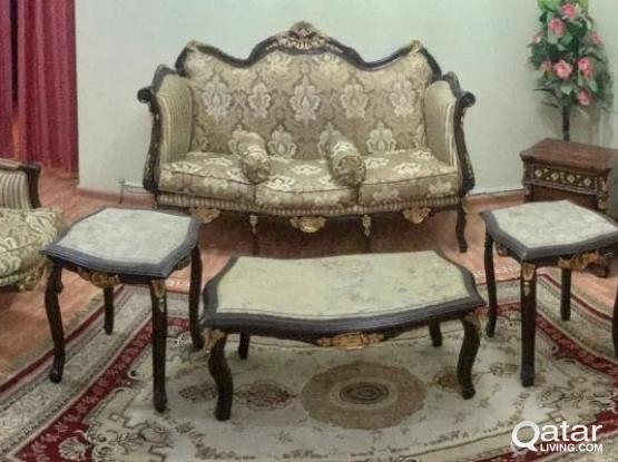 Sofa Set 7 pcs
