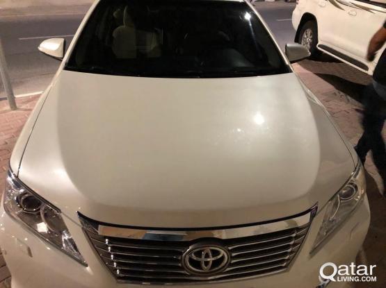 Toyota Aurion 2013