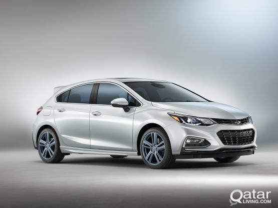 Honda City & Chevrolet Cruze : 30177928(WhatsApp)