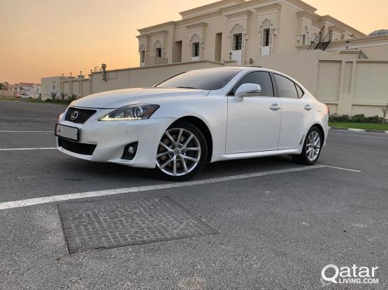 Lexus IS 300 2012