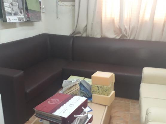 brand new al shape sofas for sellQR 1300