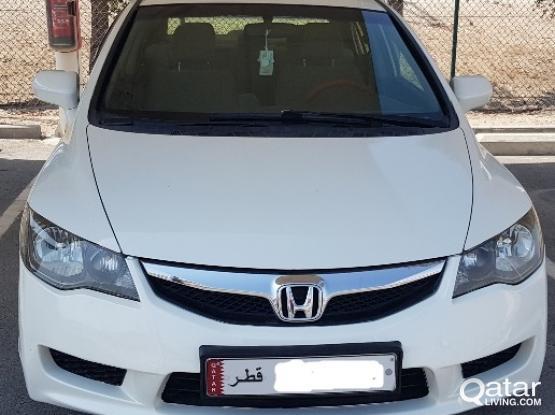Honda Civic LXi 2010