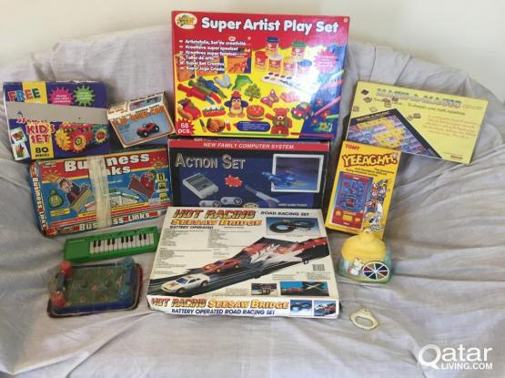 Game & Toy Set