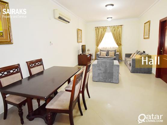 Modern fully furnished 1bhk Apartment for rent in Bin Mahmoud.