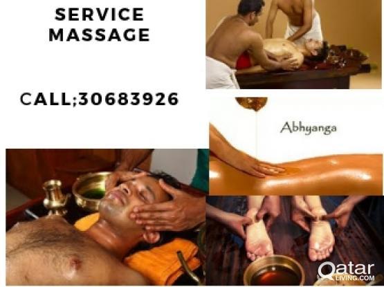 Home services Massage