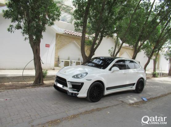 Porsche Cayenne GTS 2011