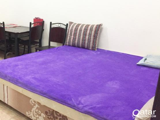 Fully Furnished brand New Apartment in Al Doha Jadeed for Family /Ladies Bachelors