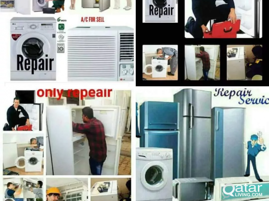 A.C fridge and washing machine Rosier 30216795