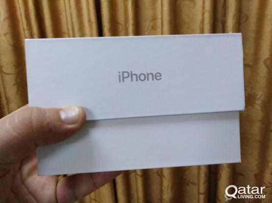 IPhone 8 white 256 gb