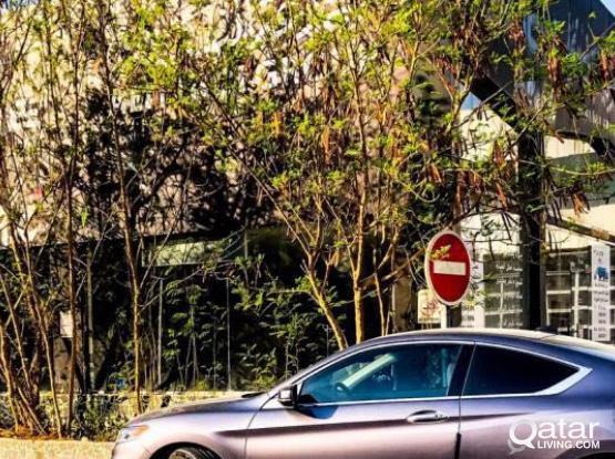 Honda Accord Coupe 2015