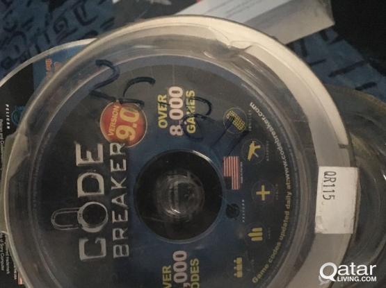CODE BREAKER FOR PS2