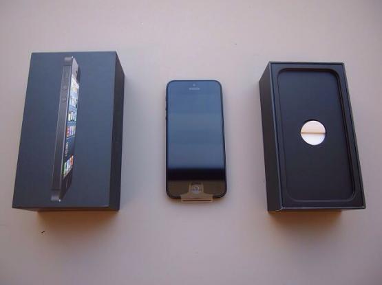 iphone :5:32 gb new