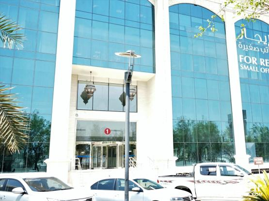 Open Space and partitioned Offices in Al Matar Qadeem