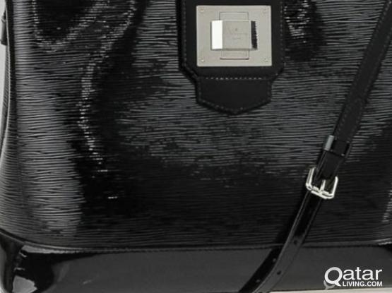 Louis Vuitton Electric Epi Mirabeau Handbag