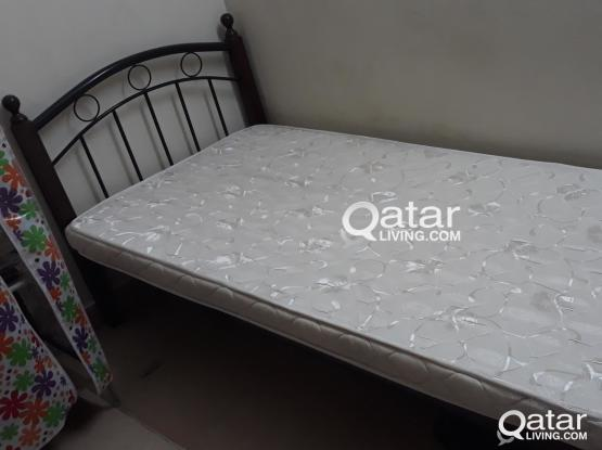 1 Bed space available preferable indian male, for 3 months at mansura