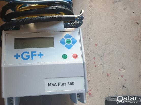 ELECTRO FUSION WELDING M/C