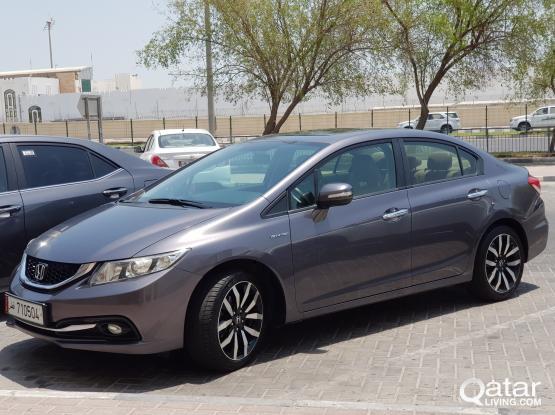 Honda Civic EX-L 2015