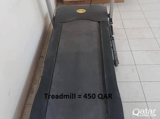 Treadmill - Perfect Condition