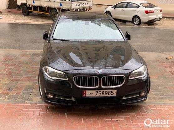 BMW 5-Series 520 i 2014