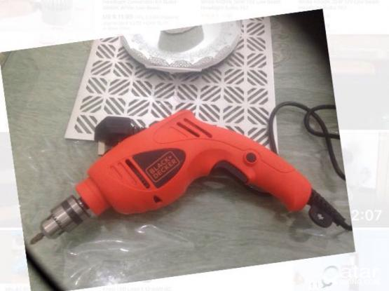 Drill Machine New