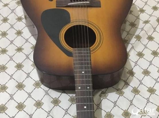 Yamaha acoustic guitar urgent sale