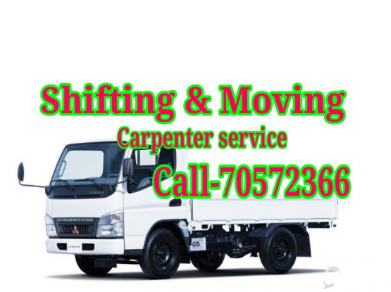Moving House Shifting Carpenter Transport Service