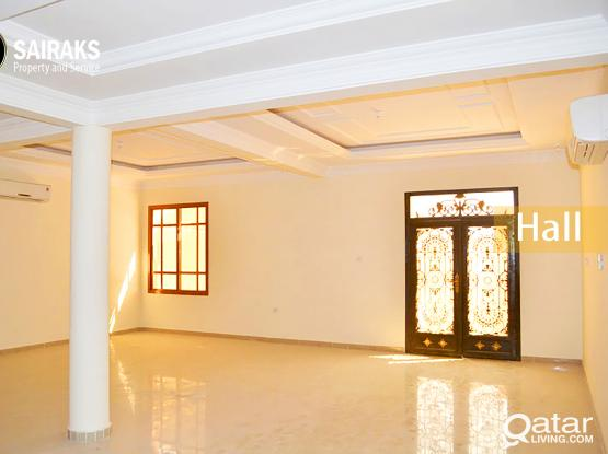 Spacious Villa available for rent in Al Thumama
