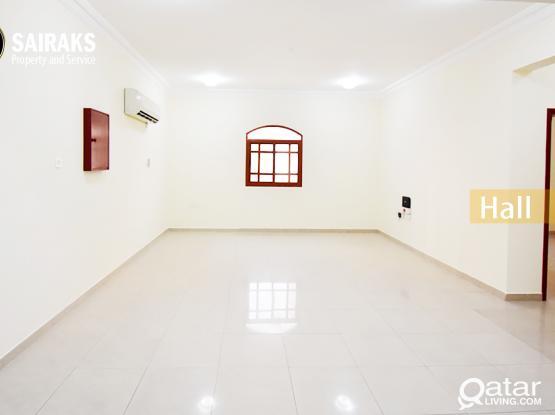 Amazing 2 BHK Unfurnished apartment in Al Muntaza