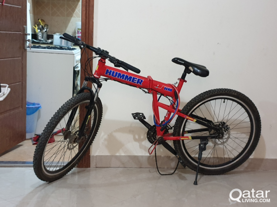 hummer bicycle for sale urgently..