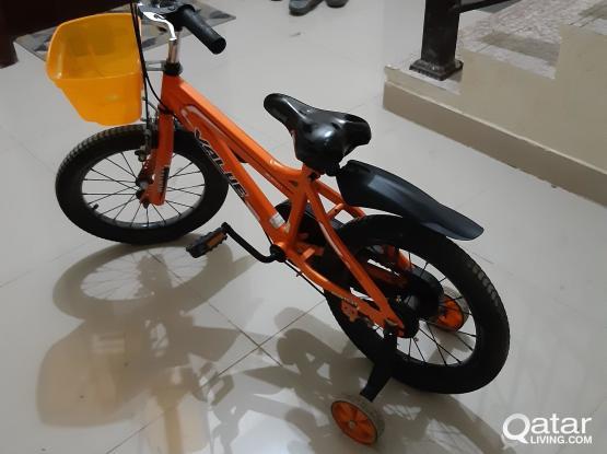 Bicycle & Pump