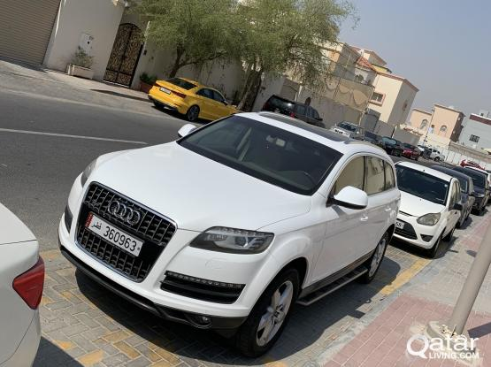 Audi Q7 3.5 TFSI 2010
