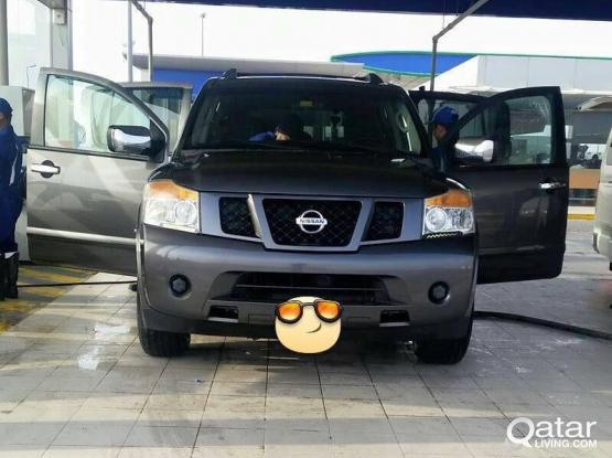 Nissan Armada SE 2008