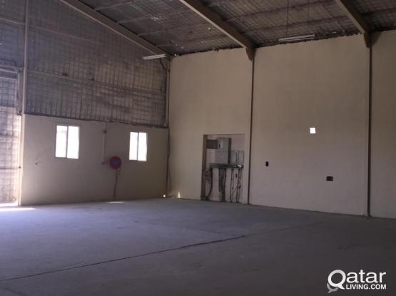 750SQUARE METER STORE WITH 29ROOMS CAMP FOR RENT IN INDUSTRIAL AREA