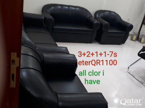 brand new sofas for sell 3+2+1+1=7seterQR 1100