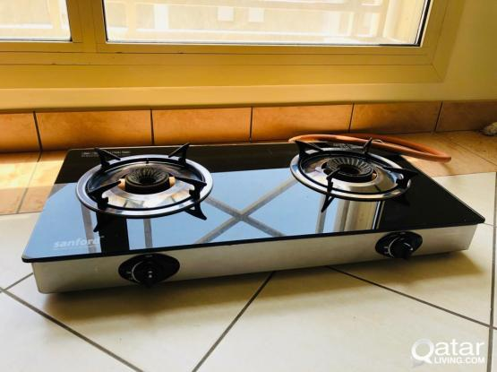 Sanford Gas Stove (Auto Ignition) for sale