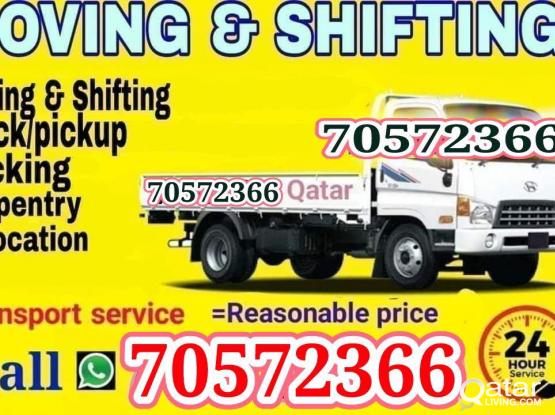 Moving Shifting Carpenter transport service call..