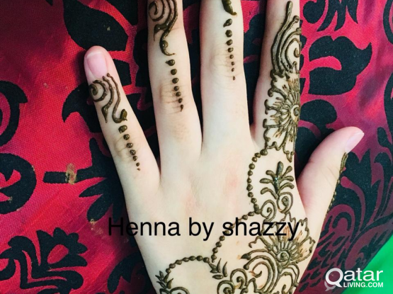 Self Thought Henna Artist