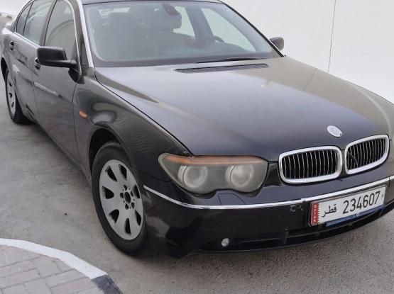 BMW 7-Series 2005