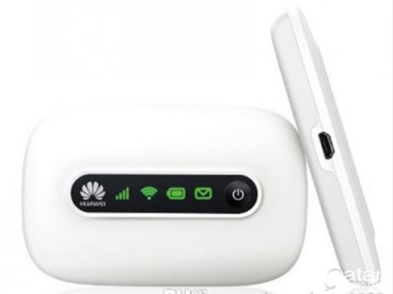 Pocket WiFi internet