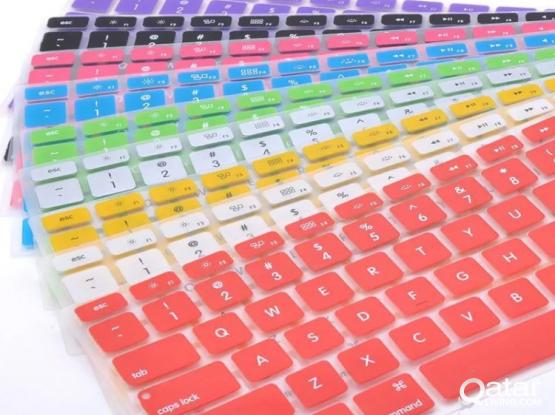 Keyboard Cover for Any Apple Macbook Models