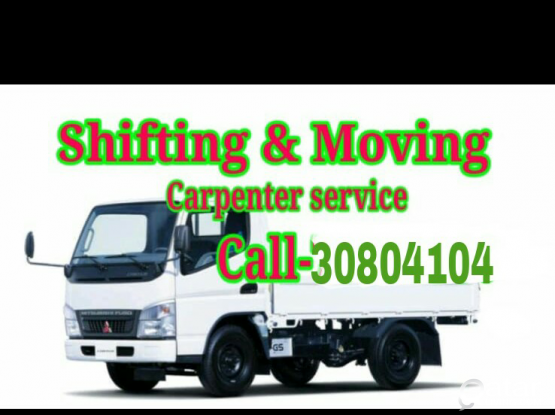 House Shifting And Moving Carpenter Service