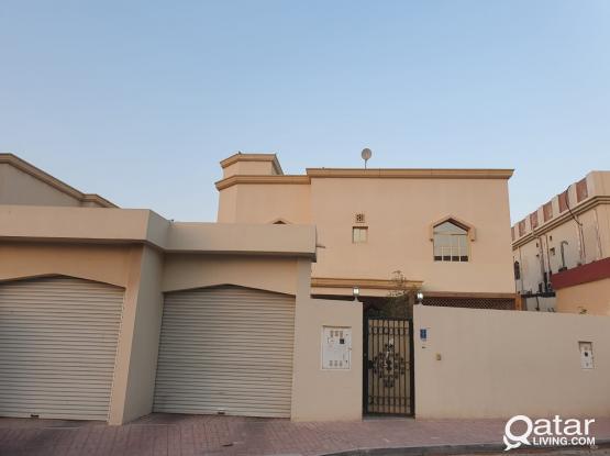 100186 Perfect Family 3BHK Villa Apartment At Doha