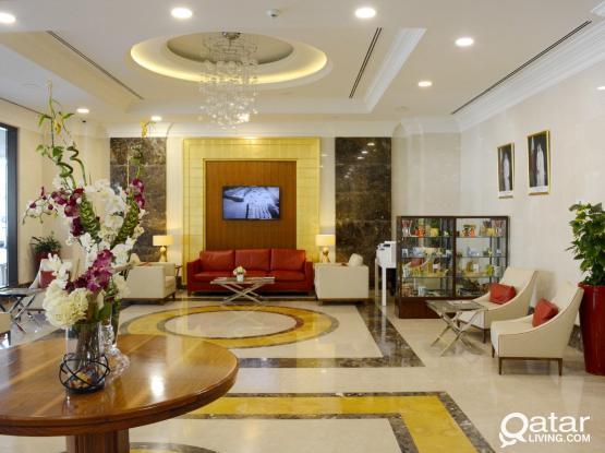 100188 No Commission!! Luxury Studio Apartment Rent at Pearl