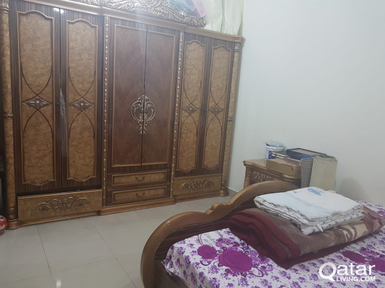 2BHK Fully furnished including W&E and internet