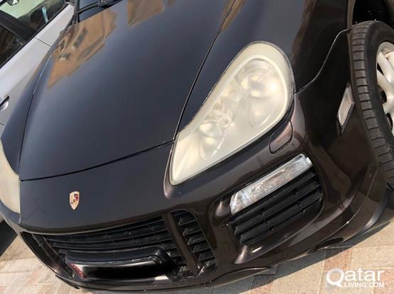 Porsche Cayenne Standard 2009