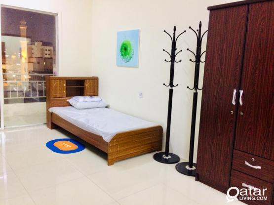 Sharing Bed space near Sana Signal/ Karwa Bus Stand