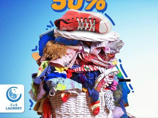 C&S laundry