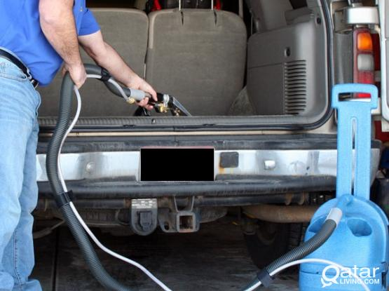 WE CLEAN & POLISH YOUR CAR AT YOUR HOME